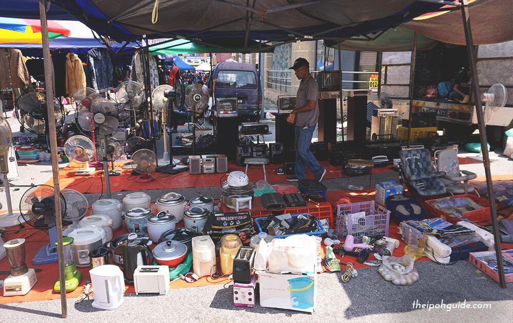 Electronics Loken Market Ipoh