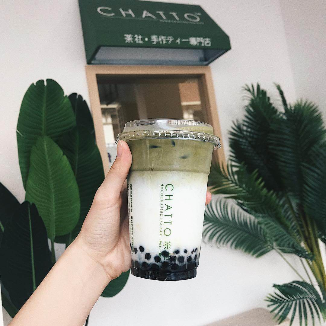 Bubble Tea in Ipoh