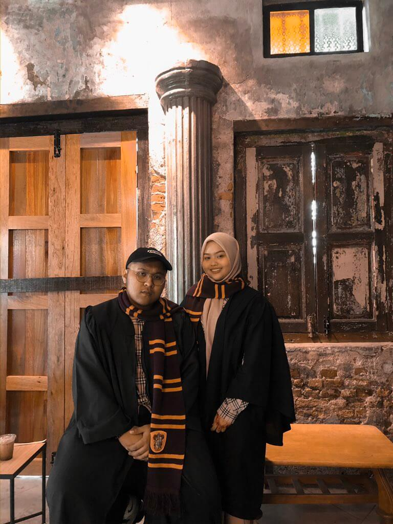 Harry Potter Cafe Ipoh